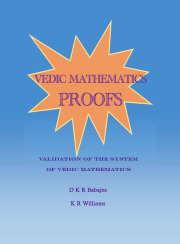 Vedic Mathematics Proof